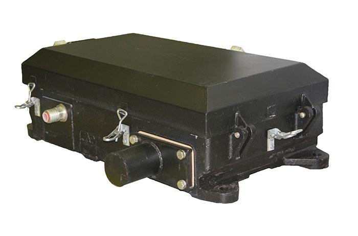 Электропривод стрелочный с внутренним замыканием неврезной СП-10